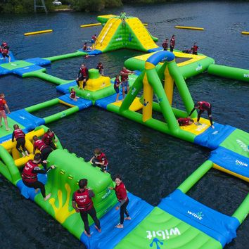New Forest Water Park Wakeboard Amp Aqua Park
